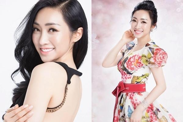 Thùy Chang khởi nghiệp từ năm 15 tuổi nên phong thái có sự trưởng thành.
