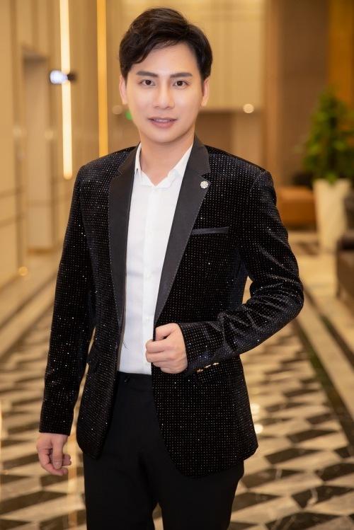 Ca sĩ Ngọc Châu.