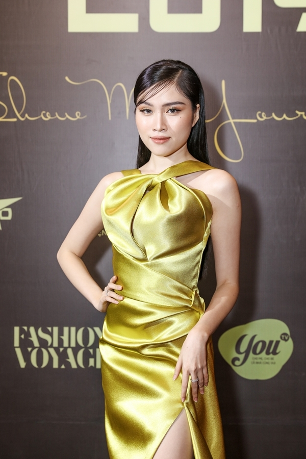 Thanh Thanh Huyền đảm nhận vai trò MC.