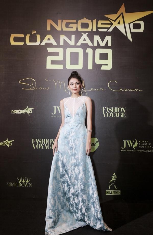 Người mẫu Chúng Huyền Thanh đảm nhận vai trò MC. Từ sau kết hôn với diễn viên Jay Quân và sinh con đầu lòng, cô đắt show catwalk, dự sự kiện và dẫn chương trình.
