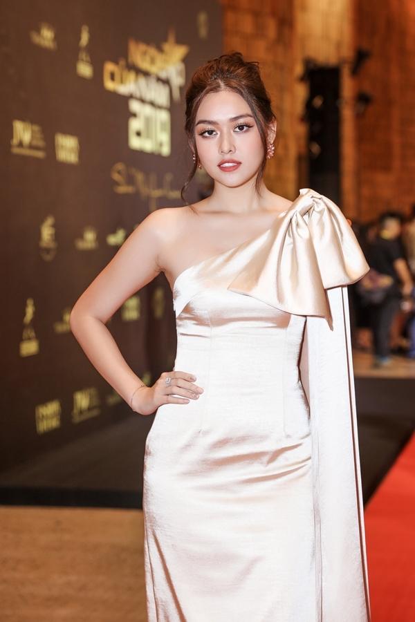 Người đẹp Huỳnh Tiên.