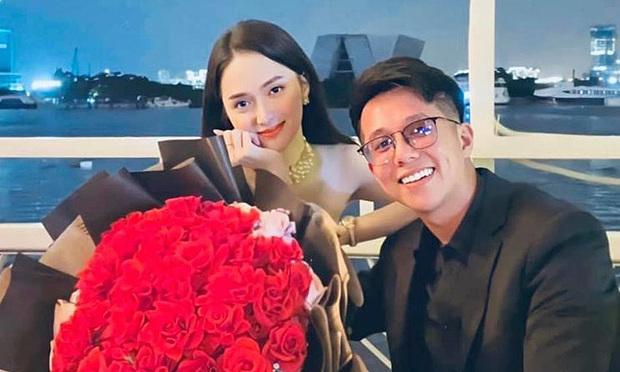 Hương Giang - Matt Liu kỷ niệm hai tháng hẹn hò